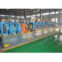 Buy cheap High Performance ERW Pipe Making Machine Automatic PLC Control from wholesalers