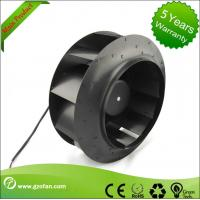 Buy cheap Energy Saving EC Centrifugal Fans / Roof Ventilation Fan Backward Curved product