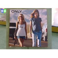 China Frameless Textile Light Box , Advertising Display For Picture Frame Sign wholesale