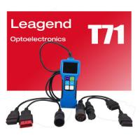 Buy cheap OBD2 Heavy Duty Truck Code Reader Diagnostic Scanner Tool T71 With a 16-pin Interface product
