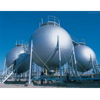 Buy cheap SS 304 / 316 Pressure Vessel Tanks , Natural Gas Storage Tank product