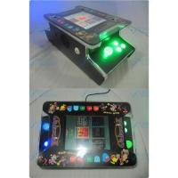 China 10.4 inch LCD Mini Table Cocktail Machine With Classical games 60 In 1 PCB/With Illuminated joystick on sale