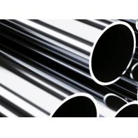 Buy cheap Welded Stainless Steel Pipe For Food Hygiene Grade Pipe 4m / 6m Length product