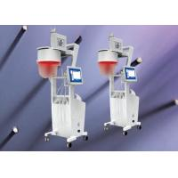 China 650 / 808nm Diode Laser Hair Loss Therapy with LCD Screen Laser Hair Regrowth Machine wholesale