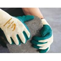 Buy cheap latex coated work glove /antislip /ce approved/for building,construction.. product