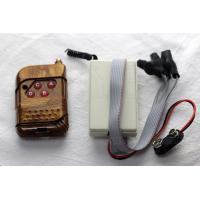 Buy cheap White Plastic Remote Vibrator For Poker Analyzer System product