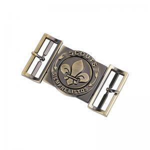 Buy cheap Metallic Military Belt Buckles product