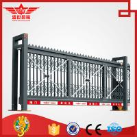 Buy cheap GAMMA automatic electric sliding gate for factory  front door --L1503 product