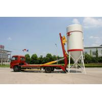 Buy cheap Dong Feng 6x4 Dry Bulk Truck Hydraulic For Dry-Mixed Mortar 22 Cbm product