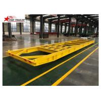 Buy cheap Bulk Cargo Transport Roro Mafi Trailer Port Trailer Axles With Customized Logo product