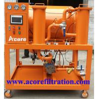China Vacuum Dehydration Oil Purification Systems Manufacturer,Oil Purifying Machine on sale