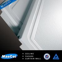 Buy cheap Aluminum Ceiling and Perforated Sheet Metal Façade product
