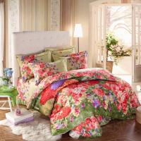 Buy cheap Custom Color Home Bedding Comforter Sets With Matching Cushions And Curtains product