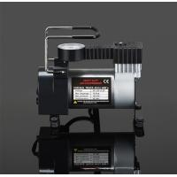 Buy cheap Metal Car Air Compressor With Watch And Cloth Bag Peovide OEM Service product