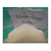 Quality Safety Anabolic Steroid Powder Methenolone Acetate For Muscle Building 434-05-9  for sale