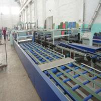 Buy cheap Fiber Cement Board Making Machine , Magnesium Oxide Board Production Line product