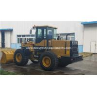 Quality SINOMTP LG938L Wheel Loader 3tons Rated Loading Capacity With 92kw Deutz Engine for sale