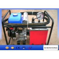 China 80kg Overhead Line Construction Tools YAMAHA Gas Engine Hydraulic Pump Station wholesale