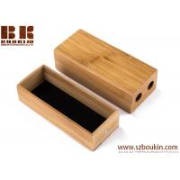 Buy cheap bamboo wood sunglasses case  box wood personalized glasses  sunglass case product