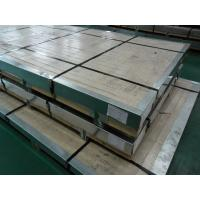 Buy cheap AISI 316L Prime Hot / Cold Rolled Stainless Steel Plate For Marine product
