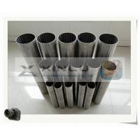 Buy cheap Stainless Steel STC Threaded Wire Wrap Screen Pipe For Water Well And Oil Well from wholesalers