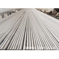 Buy cheap EN10216-5 Seamless Stainless Steel Tube Fully Annealed 1.4404 / 316L Grade product