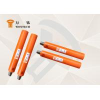 Buy cheap Alloy Steel Rock Blasting Tools DTH Hammer Practical Technology ISO Passed product