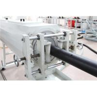 Buy cheap hdpe pipe production line(160-400mm) product
