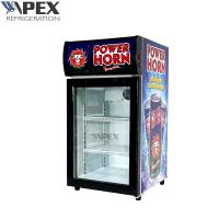 Buy cheap American Style Mini countertop display cooler / Cold drink display refrigerator product
