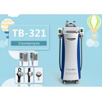 Buy cheap 1800W 5 Treatment Head 10.4 Inch Fat Freeze Slimming Machine / Wrinkle Removal Machine product