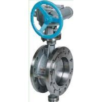 Buy cheap Flange Type Metal Sealed /Teflon Soft Sealed Butterfly Valve product