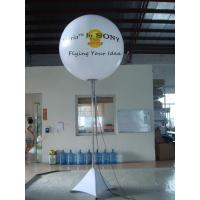 Buy cheap Two Sides 1.5m Inflatable Lighting Balloon Digital Printing For Event product