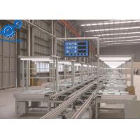 Buy cheap Fire / Water Pump Automatic Assembly Line High Efficiency With Chain Conveyor product