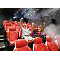 Buy cheap Deeply Immersion 5D Cinema Equipment With Electric Cylinder System product