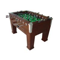 High Level Classic Soccer Table , Standard Size Foosball Table With Chromed Players