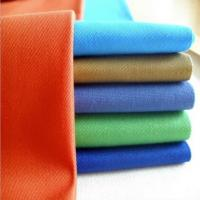 Quality Colorful Home Textile Tent Canvas Fabric Harmless And Breathable Material for sale