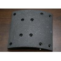Buy cheap NAO Formula Automobile Brake Linings , Drum Friction Brakes NAO Material product