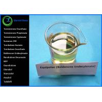 China Pharmaceutical Boldenone Steroids / Raw Equipoise Boldenone Undecylenate For Bodybuilding wholesale