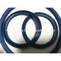 Quality PU Material Main Hydraulic Rod Seals SKF 90 - 95 Shore A 30Mpa Max Pressure for sale