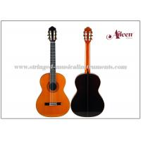 """Buy cheap OX - bone and 650mm length natural Colour , Spain Style Neck Joint Solid 39"""" Classical Guitar product"""
