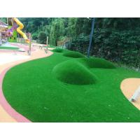China Anti Shock Rubber Sports Flooring , EPDM Swimming Pool Rubber Flooring on sale