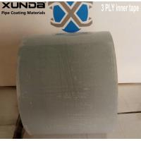 China Insulation Protective Waterproof Marine Tape Marine Sealing Tape With PE Backing on sale