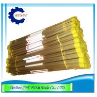 Buy cheap EDM Electrode Brass Tube Single Hole EDM Dril Parts EDM Brass Pipe 3.0x400mmL product