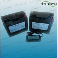 Buy cheap UL Approved 216wh 18ah 12v Lifepo4 Battery For Golf Trolley, Ups Backup Power product