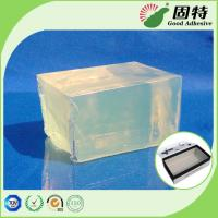 Buy cheap Outer Packing Bonding Hot Melt Glue , Hot Melt Pressure Sensitive Adhesive for Box Positioning product
