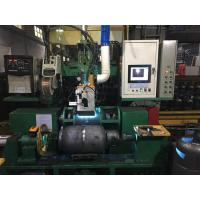 Buy cheap Gas Bottle Welding Cnc Spinning Lathe Machine For Natural Gas Pressure Vessel from wholesalers