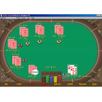 Buy cheap English Version Texas Holdem Analysis Software With XP System , Poker Tournament Software product