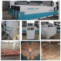 Buy cheap 2016 low price High pressure 1500*3000mm 420Mpa CNC copper sheet water jet cutting machine product