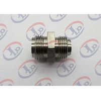 Buy cheap 304 Stainless Steel Custom CNC Parts , Both End Thread Stainless Steel Joints product