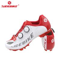 China 2020 Best mountain bike shoes Mtb Shoes Durability Anti Skid Clipless pedal Shoes on sale
